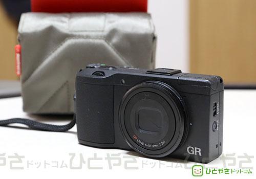 RICOH GRのカメラーケース